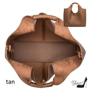 My Bag Lady Online Bags - Melie Bianco: Diana Set - Luxury Vegan Leather